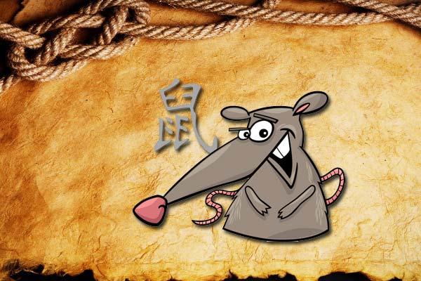 Женщина крыса