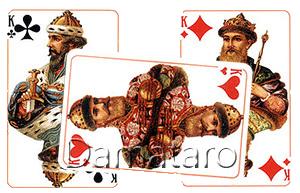 Виртуальные гадания на игральных картах онлайн