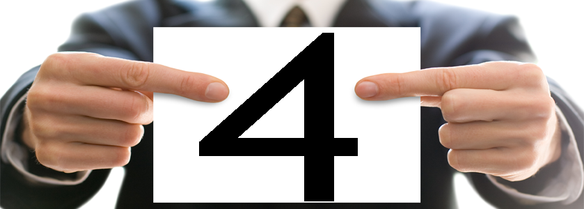 Что означает цифра 4 в нумерологии