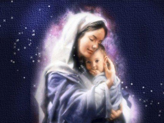 Молитва о больном ребенке