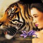 Женщина рыбы тигр характеристика