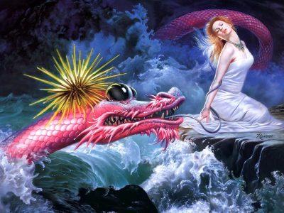 Мужчина дева дракон в любви