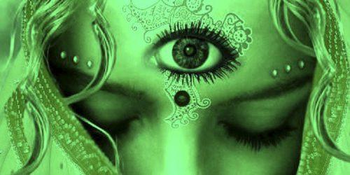 Третий глаз открыть