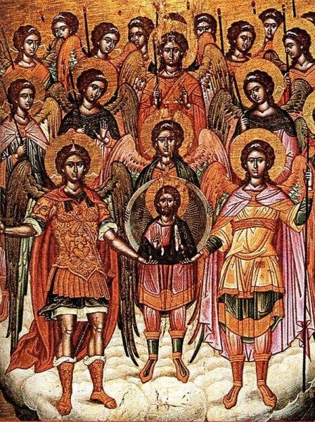 Святой архангел михаил в чем помогает