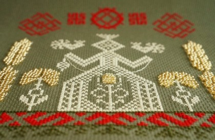 Макошь вышивка схемы и значение