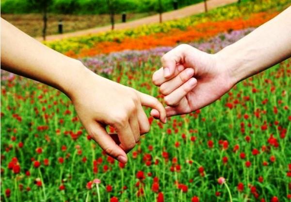 Молитва на примирение с любимым человеком