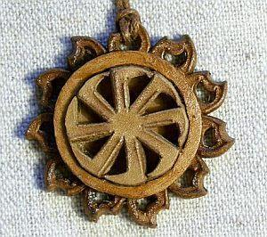 Коловорот славянский символ