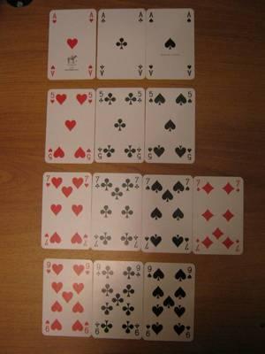 Гадание цыганский расклад 10 карт