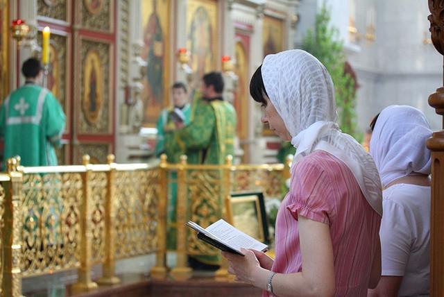 Молитва богородица